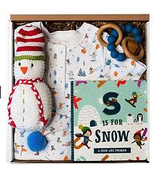 Snowy Christmas Box