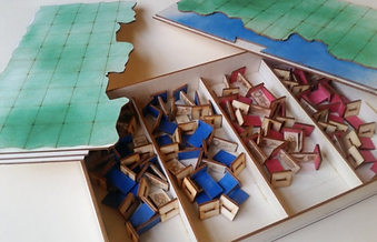 Wooden Stratego