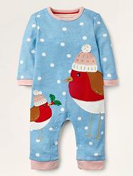 Christmas Robin Jumper