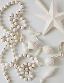 Wood Ornaments (5)