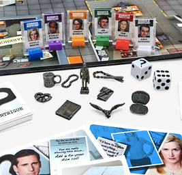 The Office Clue Game