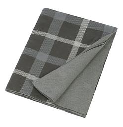 Check Throw Blanket