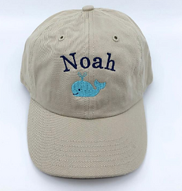 Personalized Baby Baseball Cap