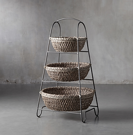3 Tier Baskets