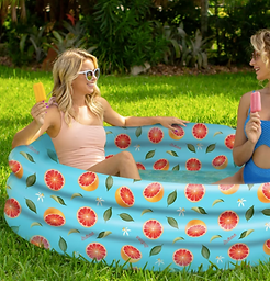 Fruits Inflatable Pool