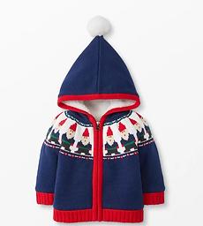 Sweet Gnome Sweater