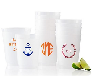 Customized Party Cups