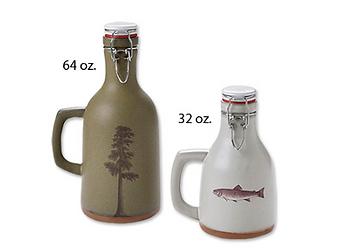 Ceramic Growler & Howler