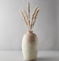 Aged Ceramic Vase