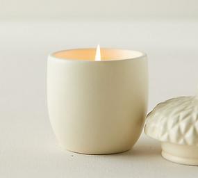 Acorn Candle