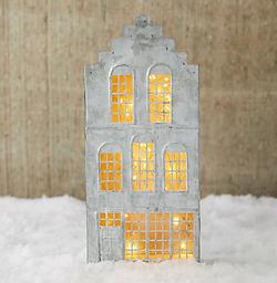 Zinc Dutch Half House