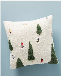 Hit The Slopes Pillow