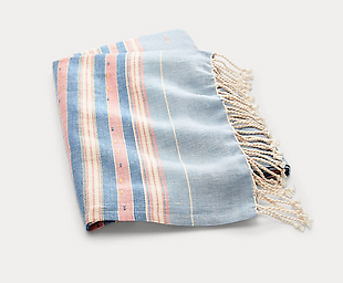 Hither Throw Blanket