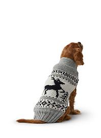 Dog Knit Sweater