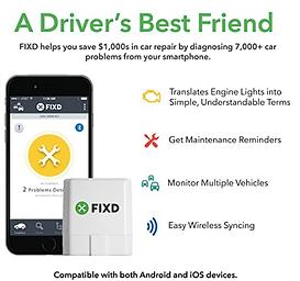 FIXD Car Scan Tool