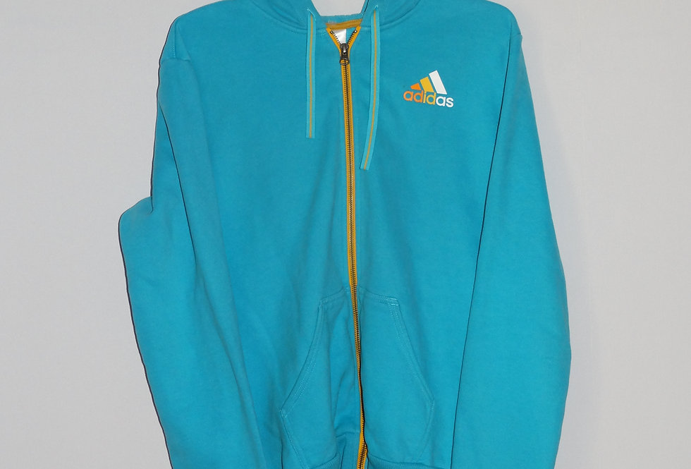 Adidas (Sweat Zip) - Taille L