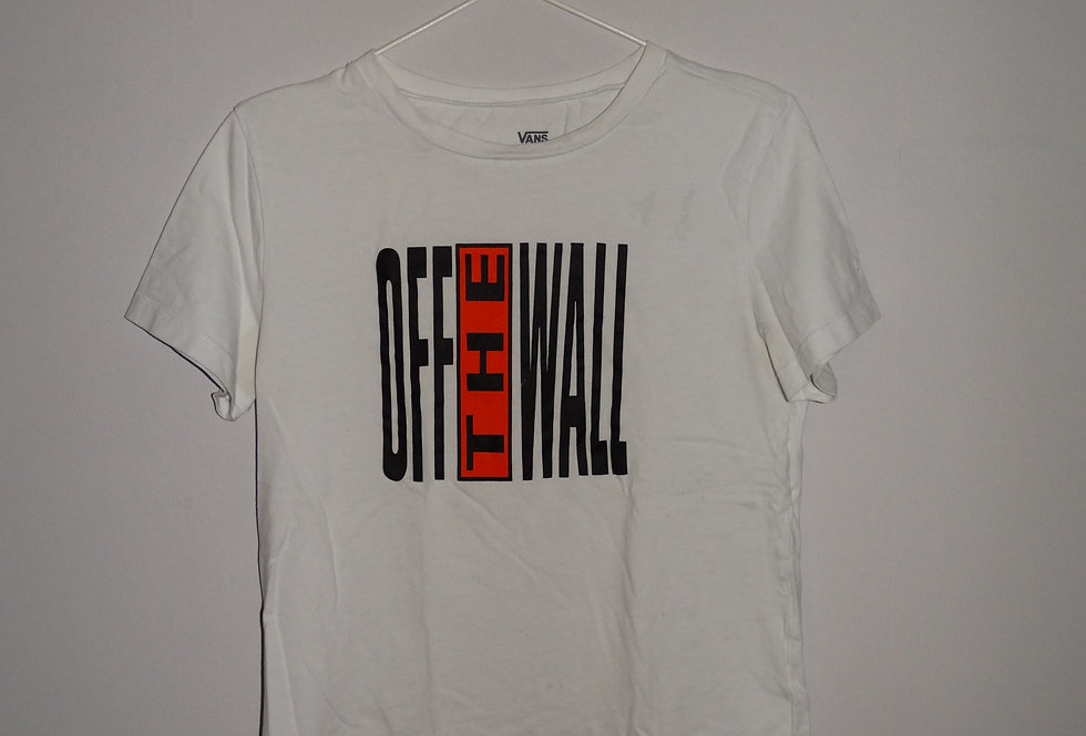 Vans (T-shirt) - Taille XS