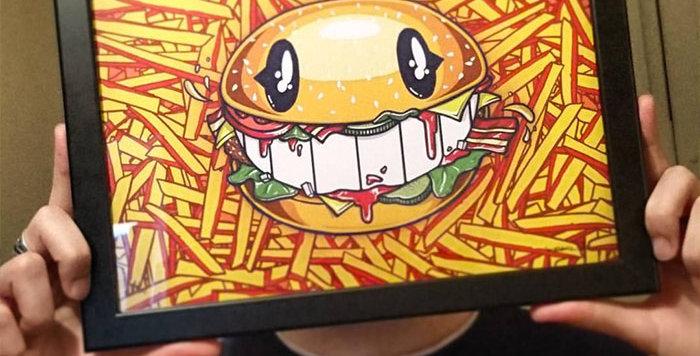 Kekli - Burger