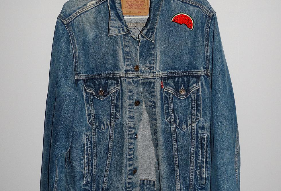 Levi's (Veste en jeans) - Taille S