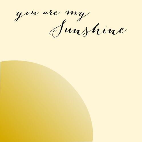 Sunshine (babies)