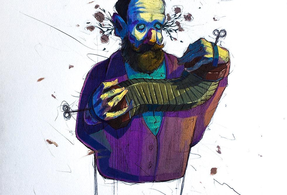 Primal - L'accordéoniste