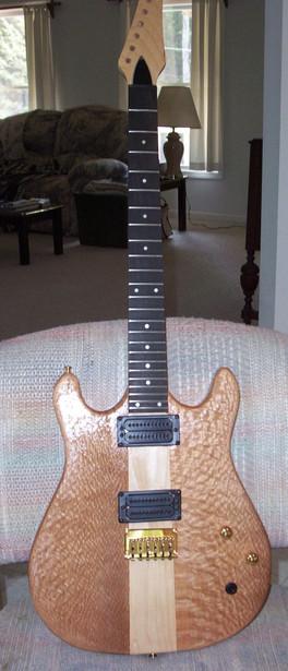 DC150 Replica Guitar