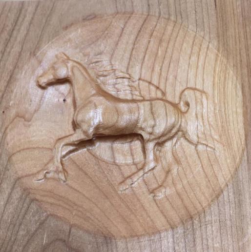 CNC Test carve