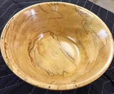 Spalted Tamarind bowl