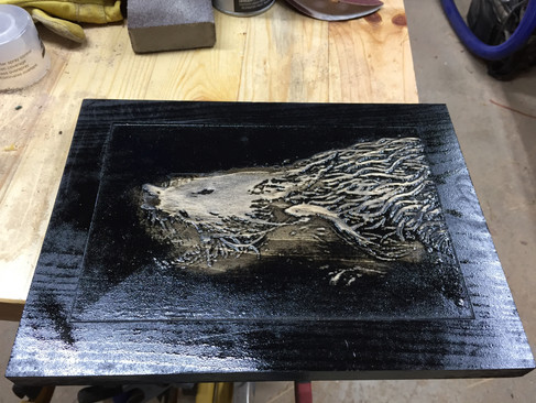 CNC Test Carving