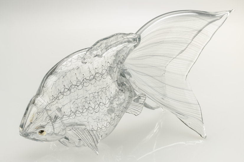 Rino Imada's Glass Fish #1