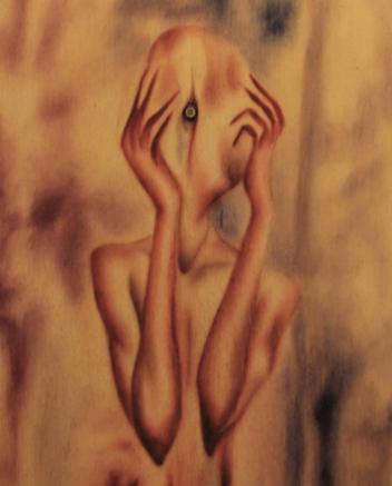 Lauren Brewer -  Haunted Humanity - Zine PDF