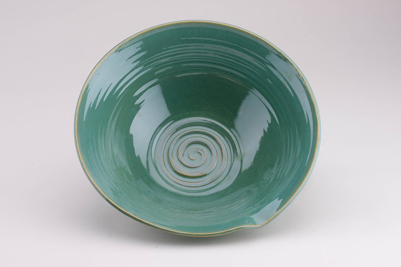 Matthew Taira Dickerson - Green Bowl