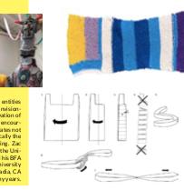 Strands: A Textile Show - Exhibition Zine