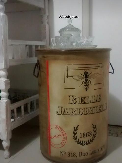 Belle Jardiniere-Tampa removível -Alças - M