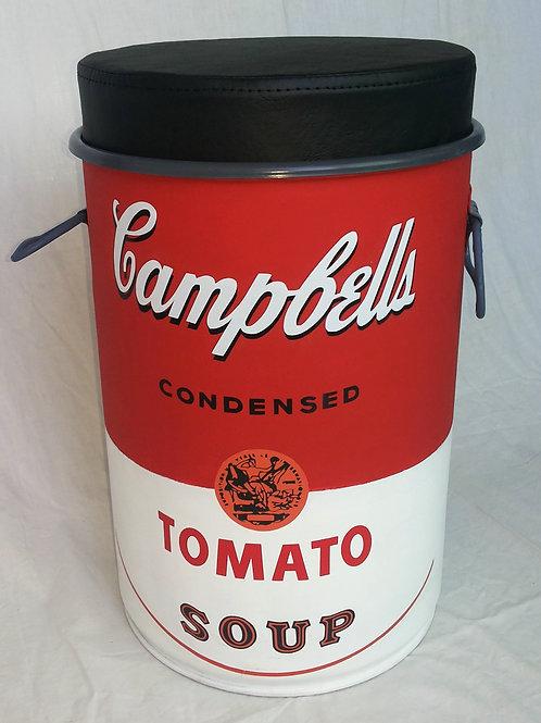 Tambor Personalizado - Campbells + PUFF