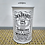Thumbnail: Tambor Decorativo Jack Daniels M Frisado