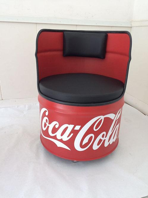 Tambor Poltrona G - Coca-Cola