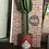 Thumbnail: Tonel decorado  Tabasco -Tampa removível -Alças - M