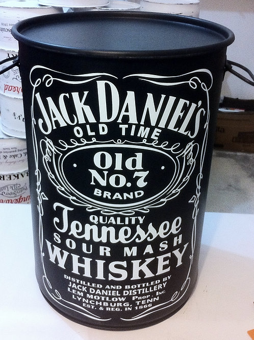 Jack Daniel´s -Tampa removível c/ alças -M