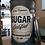 Thumbnail: Tonel Decorado Sugar M (Frisado) com alças
