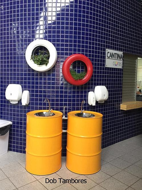 Pia de Tambor 200 litros