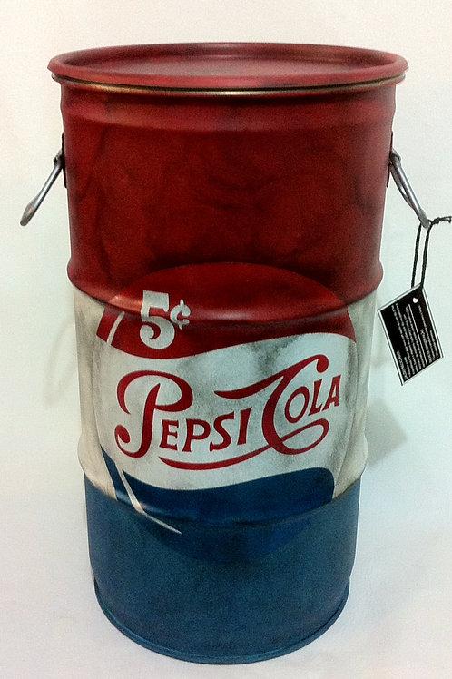 Pepsi Cola - Tampa removível e alças. P