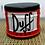 Thumbnail: Tambor  com puff arte Duff Beer -  Com 05  Rodízios