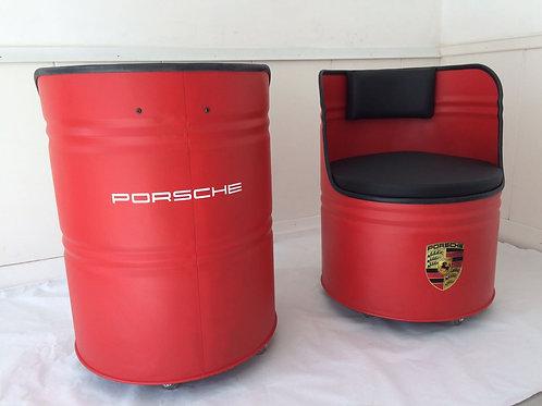 Tambor Poltrona G - Porsche