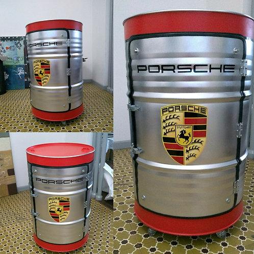 Tambor Armário  Bar Porsche - Tamanho G