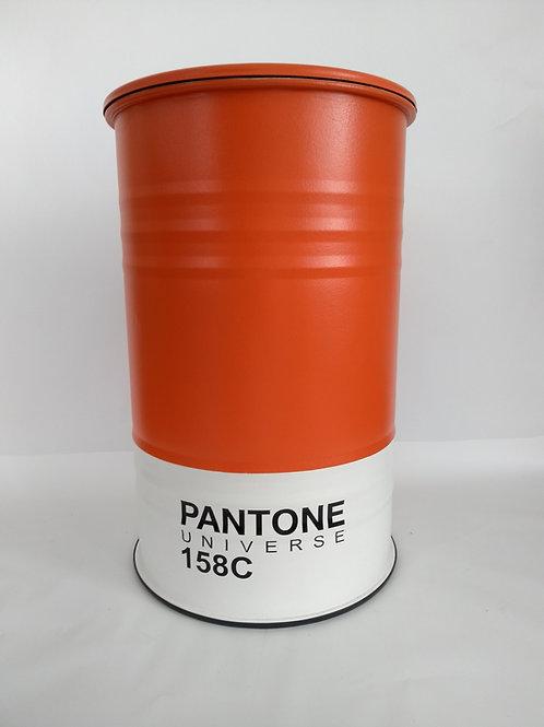 Tambor para Decoração Pantone Sulphur Spring - Amarelo13-0650