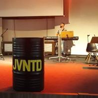 Tambores para Púlpito de Grupo de Jovens