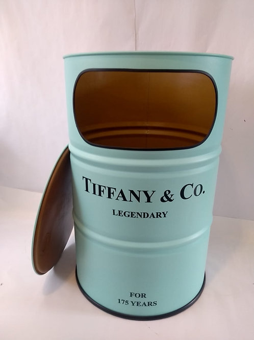Lixeira G Tiffany & Co