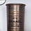 Thumbnail: Tambor Chanel escovado Estanho M Frisado