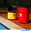 Thumbnail: Tambor poltrona Ferrari Vermelho ou amarelo